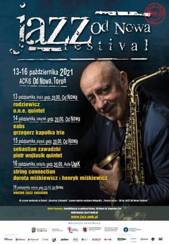 Galeria dla 21.Jazz Od Nowa Festival 2021 - dzień 2