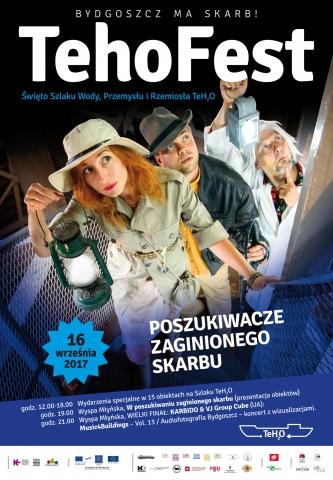 TehoFest Plakat