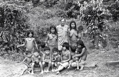 """Galeria dla Wystawa """"Wśród Indian kolumbijskiej selwy. Kolekcje etnograficzne Borysa Malkina"""""""