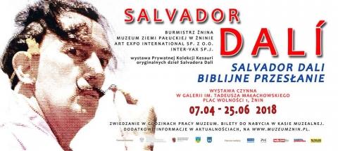 """Galeria dla """"Salvador Dali. Biblijne Przesłanie"""" w Żninie"""
