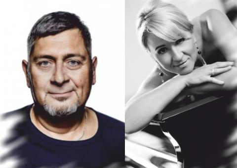 Galeria dla Wakacje z Chopinem –  Beata Bilińska i Jarosław Felczykowski
