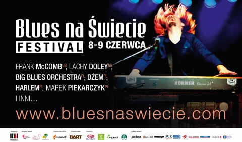 Galeria dla 8. Blues na Świecie Festival