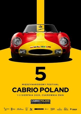 Galeria dla 5 Międzynarodowy Festival Cabrio Poland