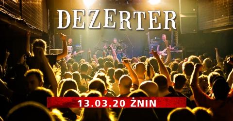 Galeria dla Koncert DEZERTER
