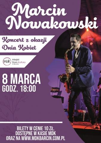Galeria dla Koncert Marcina Nowakowskiego