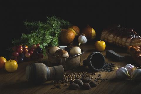 Galeria dla Kulinarny renesans. Kuchnia w czasach Kopernika