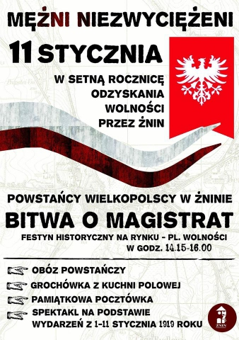 Galeria dla Bitwa o Magistrat - festyn historyczny