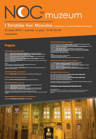 Galeria dla Toruńska Noc Muzealna