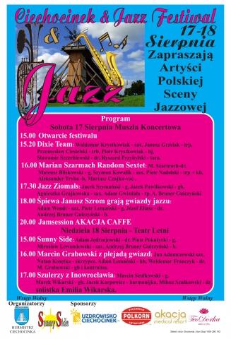 Galeria dla Festiwal Ciechocinek & Jazz