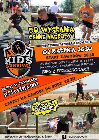 Galeria dla Silverado Kids Survival