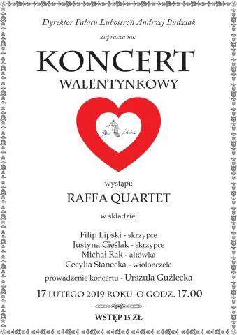 Galeria dla Koncert Walentynkowy