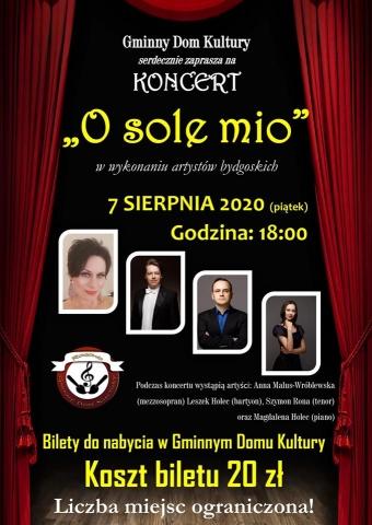 "Galeria dla Koncert ""O sole mio!"""