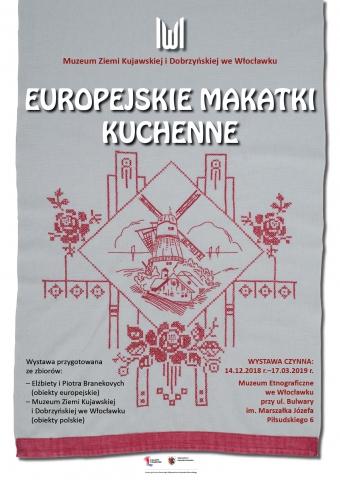 Galeria dla Europejskie makatki kuchenne