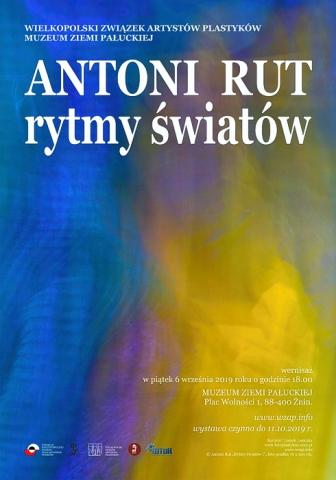 Galeria dla Antoni Rut ''RYTMY ŚWIATÓW''