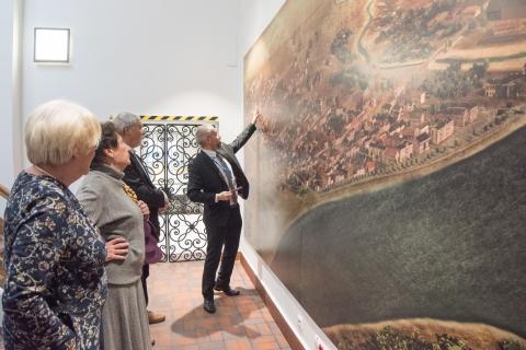 Galeria dla Niedziela z kustoszem w Muzeum Historii Włocławka
