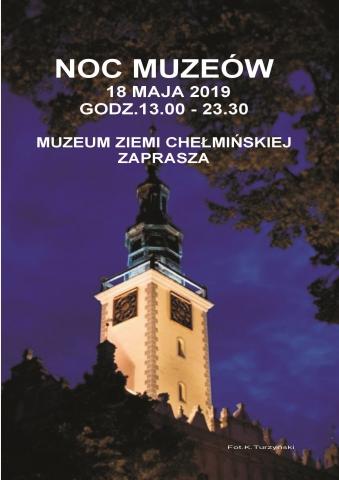 Galeria dla Noc Muzeów w Chełmnie