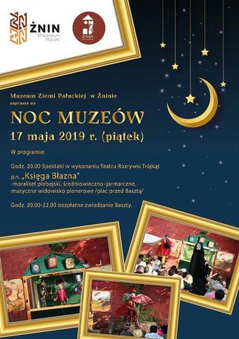 Galeria dla Noc Muzeów: Księga Błazna - moralitet plebejski