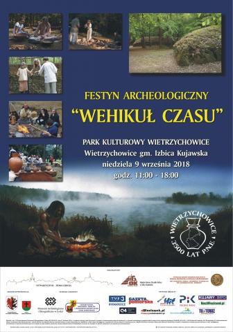 Galeria dla Wehikuł czasu - festyn archeologiczny