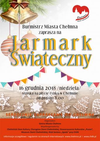 Galeria dla Jarmark Świąteczny w Chełmnie