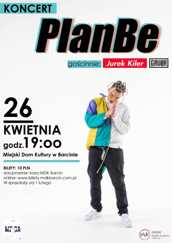 Galeria dla Koncert rapera PlanBe