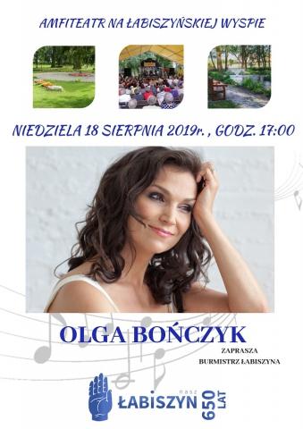 Galeria dla Koncert Olgi Bończyk