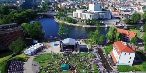 Galeria dla Festiwal Wodny Ster na Bydgoszcz 2018