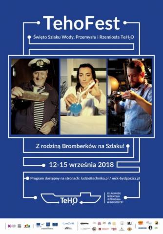Galeria dla Święto Szlaku TeH2O - TehoFest 2018