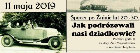 Galeria dla Spacer po Żninie - lata 20, lata 30
